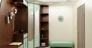 Шкафы купе в прихожую: внутреннее наполнение и конструкции