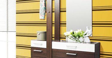 Corridor hengeren (foto): velge mellom en rekke ulike materialer og konstruksjoner