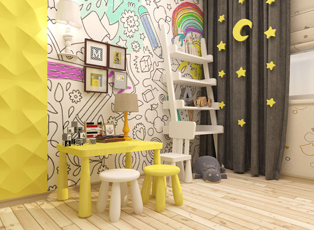 Best- Ideas- Yellow- in- interior- 666-34