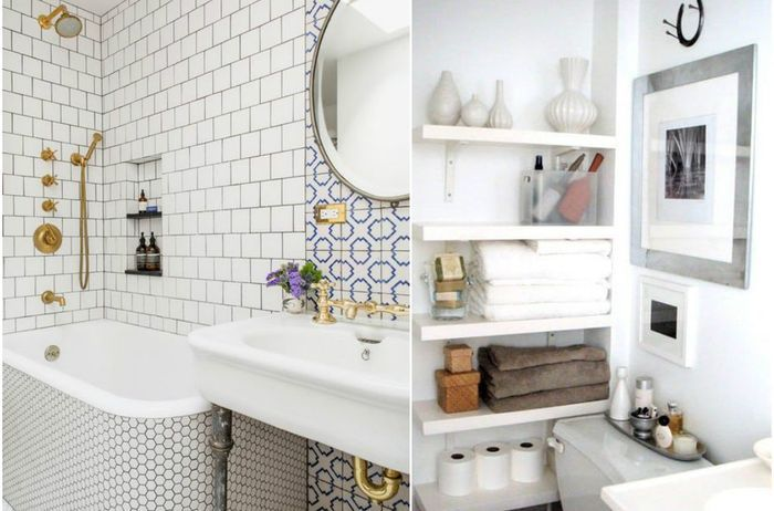 10 great ideas for a small bathroom, which will surprise and inspire