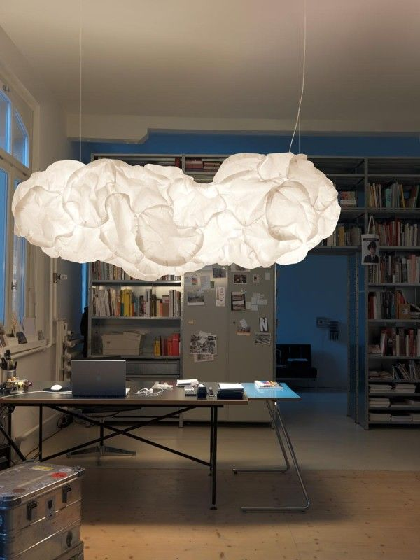 Excellent Mamacloud lamp from Belux