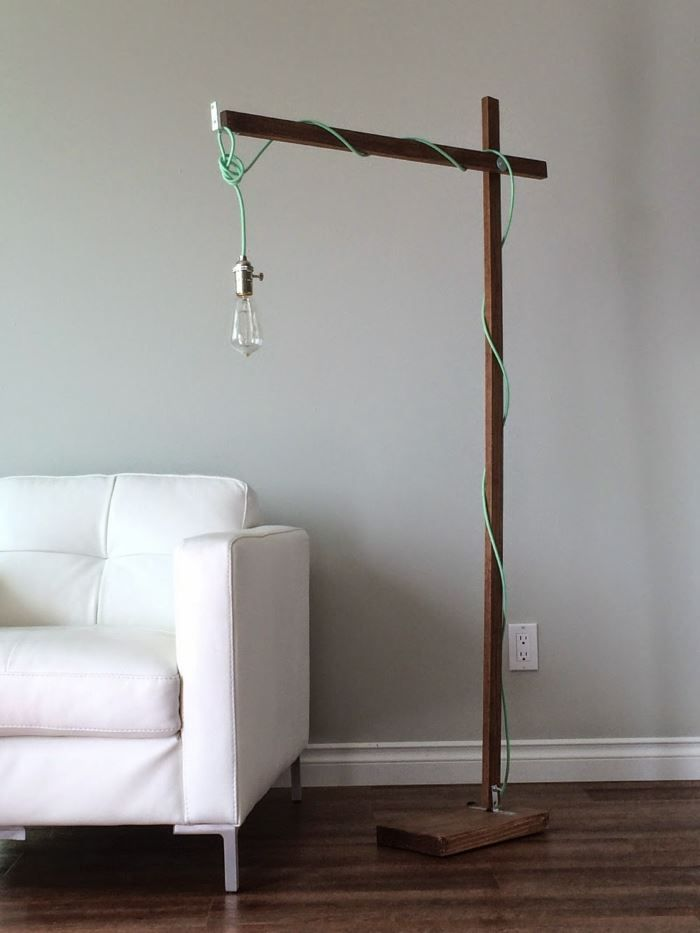 Wonderful outdoor lamp by Ana White