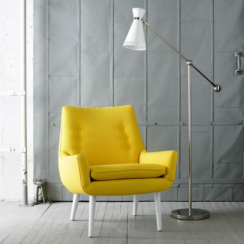 Bright outdoor lighting by Jonathan Adler
