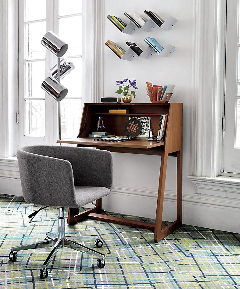 Unique floor lamp from CB2