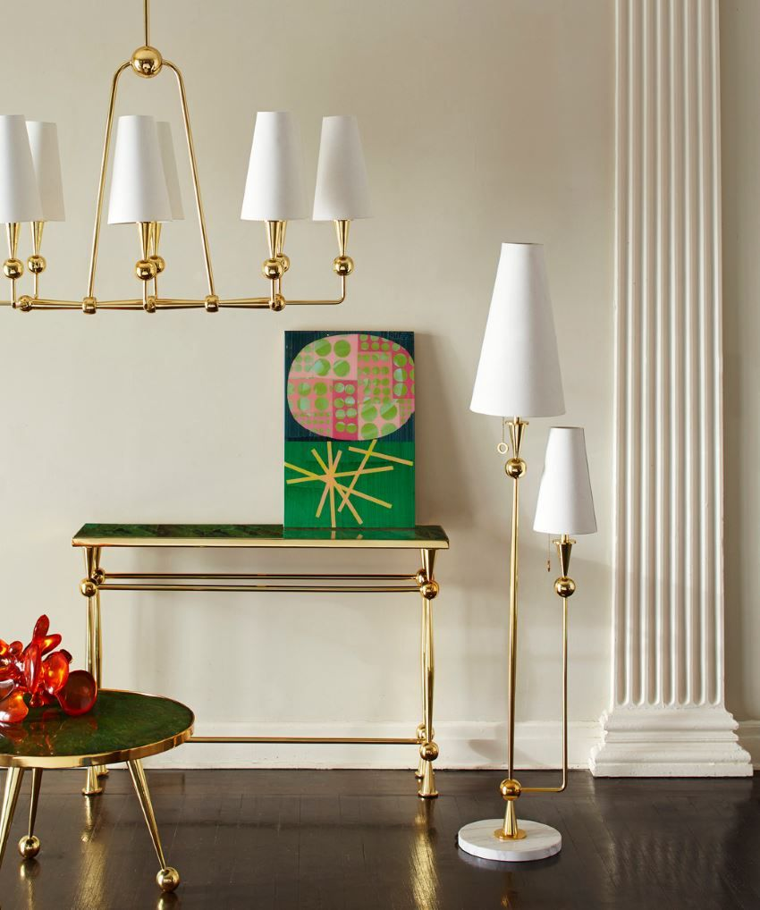 Delightful outdoor lamp by Jonathan Adler