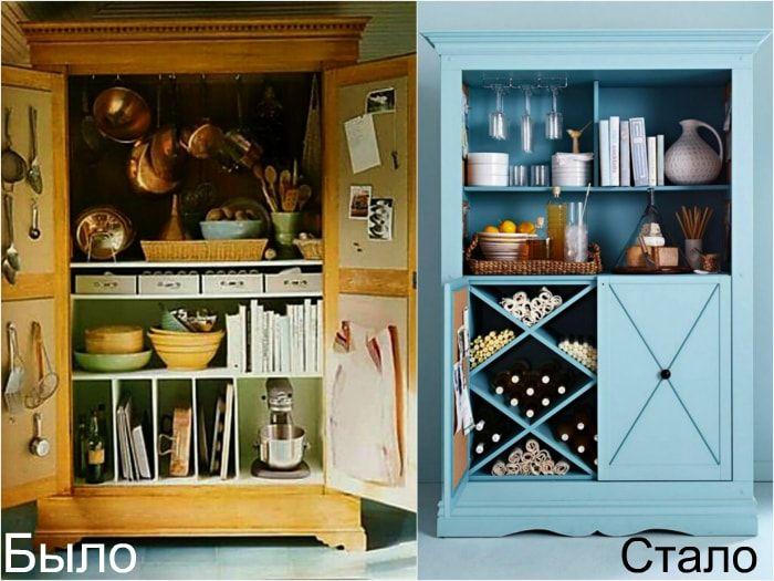 15 невероятни идеи, които ще вдъхнат живот в стари мебели