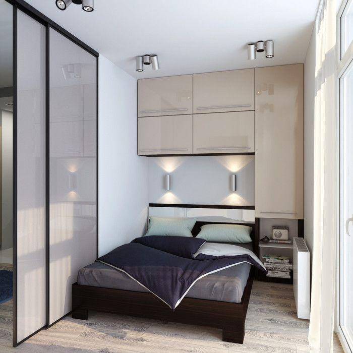 16 нови идеи за интериора на малка спалня, която ще я най-добрата стая в къщата направи