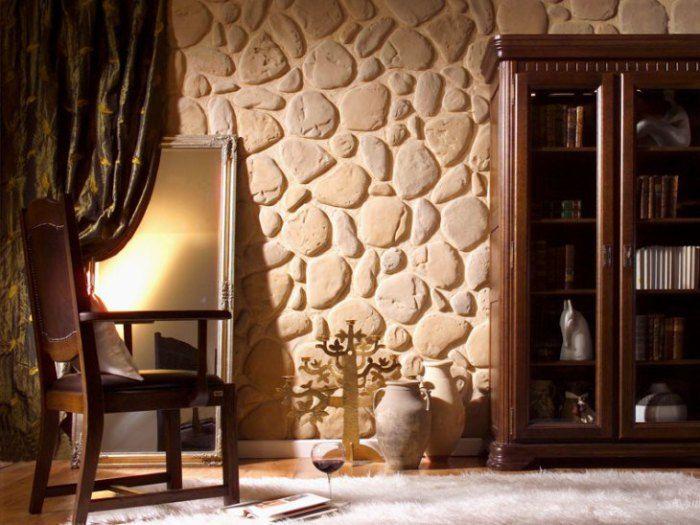 16 вида ефектни стени, които ще заменят скучно тапет