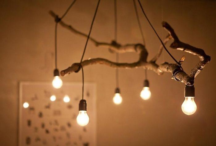 20 зашеметяващи осветителни тела, които могат бързо да бъдат направени на ръка