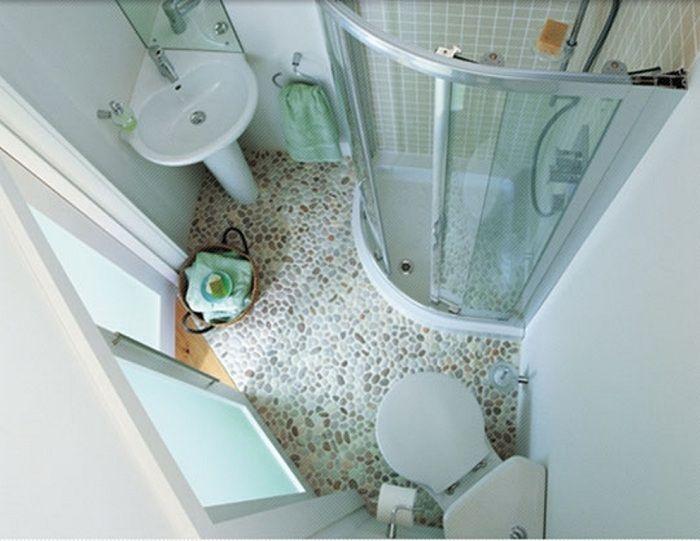 25 вълнуващи идеи за правилното проектиране малката баня