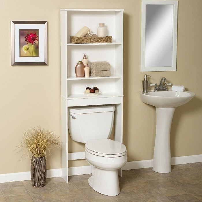 Example of the bathroom interior.