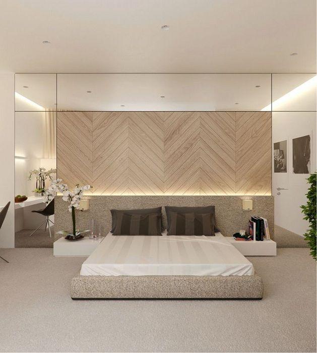 내부 걸작을 만들 것입니다 (28) 디자인 아이디어 침실 벽 ...