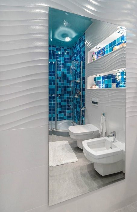 30 необикновени примери за модерен дизайн баня