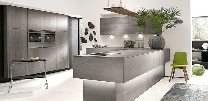 Kitchen ALNOCERO Concrett.