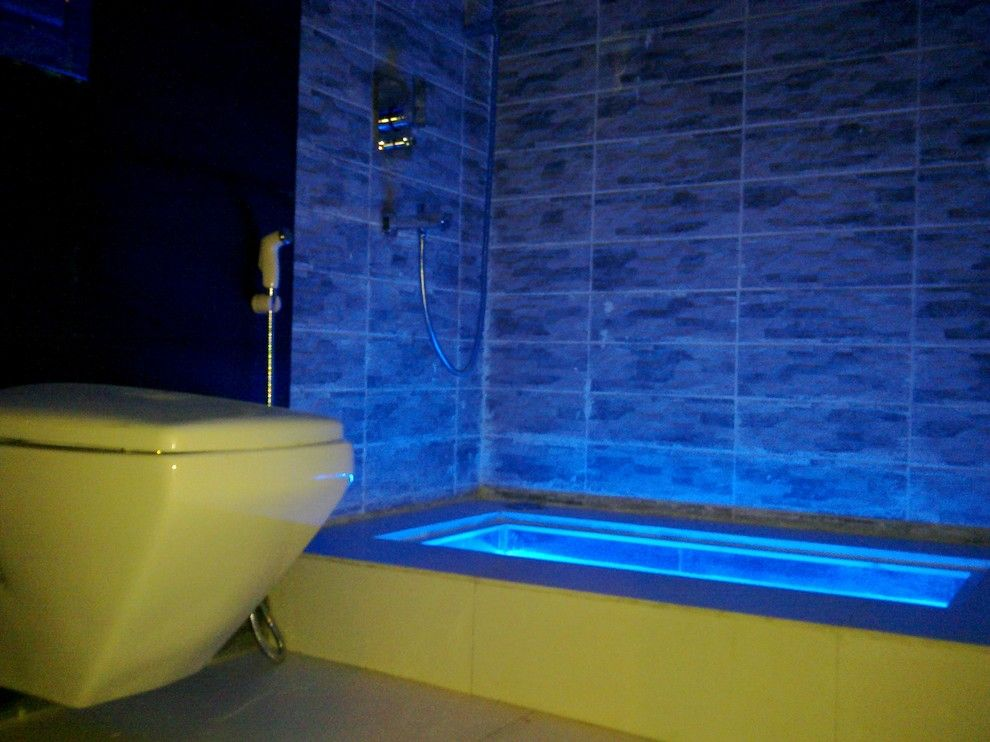 bath Neon lights