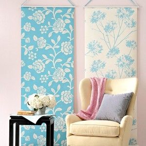 What to do with the remnants of wallpaper? 40 ideas and photos