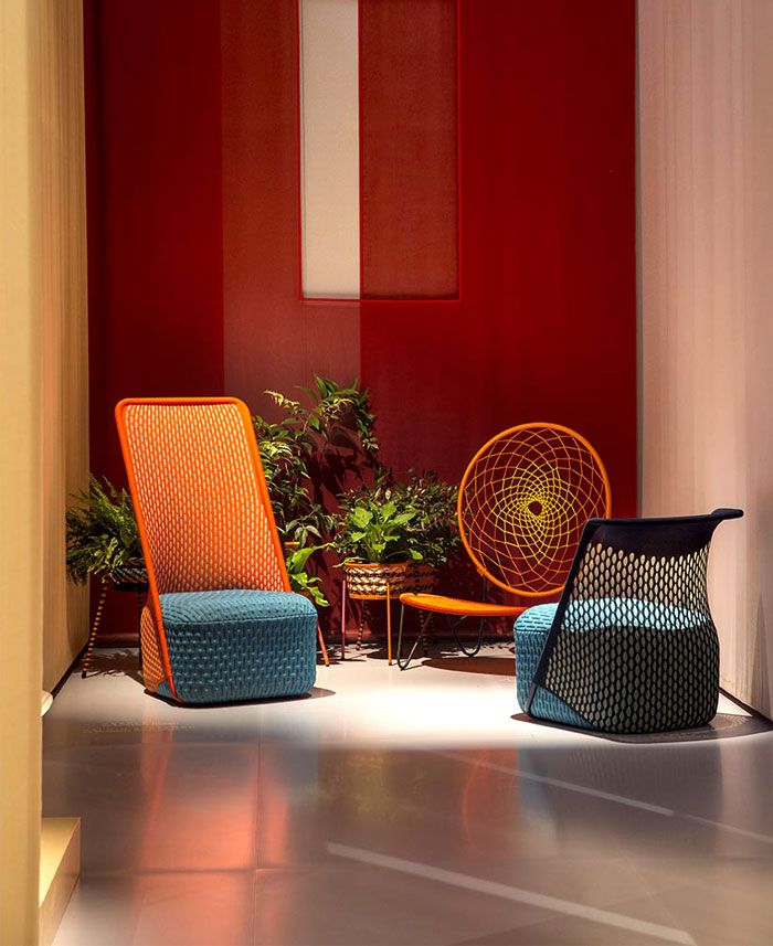 Bright villa collection of street furniture - Photo 4