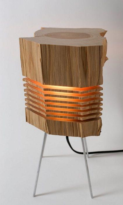 Дървени лампи, които ще вдъхнат нов живот на интериора
