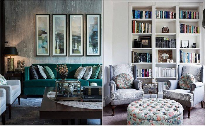 0b8ee700b Navrhnúť malý obývacia izba: nápady pre riadne organizáciu priestoru ...