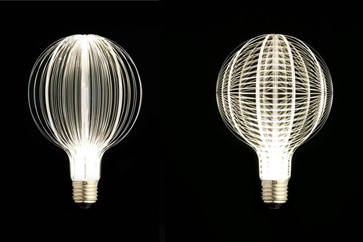 Original design of the NAP bulbs