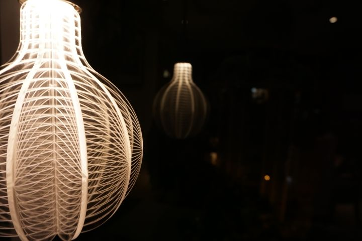 Designer light bulbs in a minimalist style - Photo 11