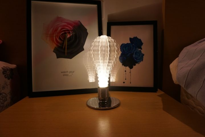 Designer light bulbs in a minimalist style - Photo 13
