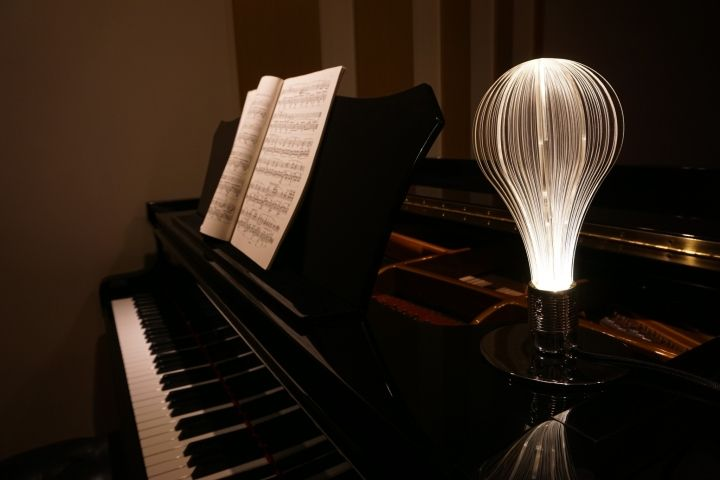 Designer light bulbs in a minimalist style - Photo 7