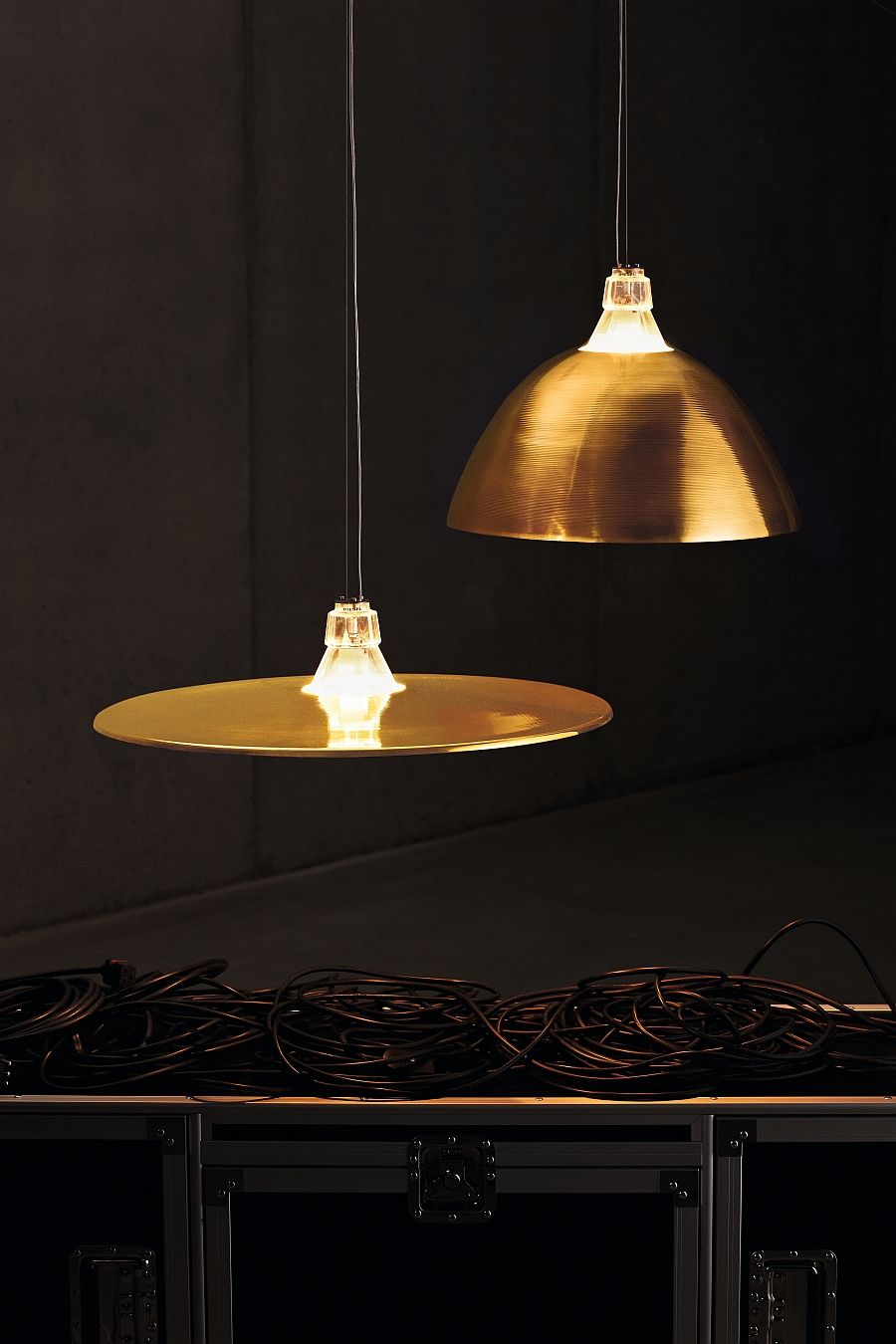 Designer lamps: the original lamp from the company Foscarini