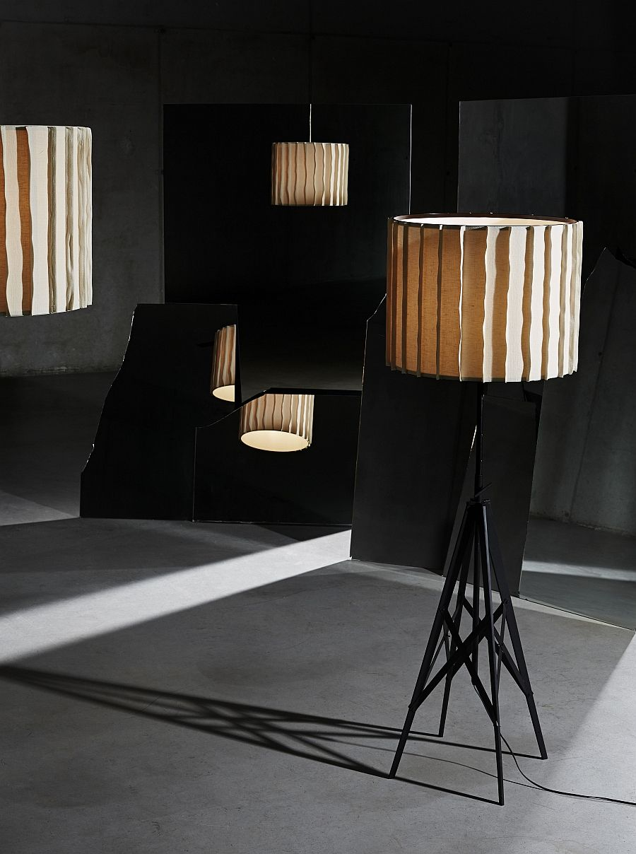 A beautiful floor lamp by Foscarini company