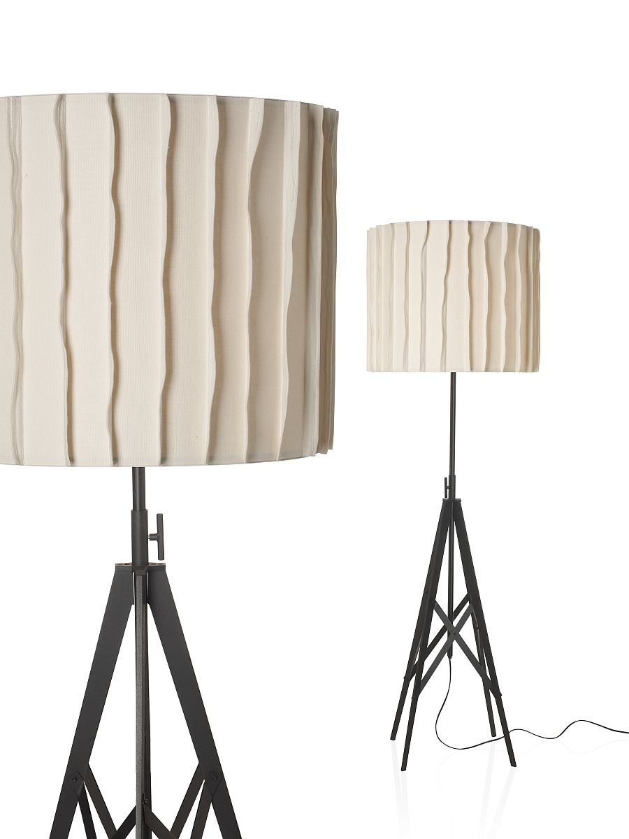 White floor lamp by Foscarini company