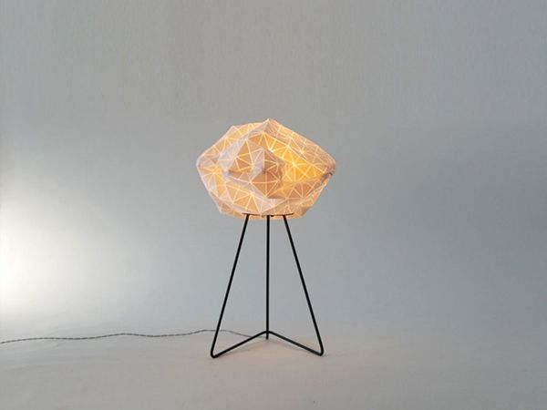 Beautiful floor lamp, a cloud of Mickey Bar