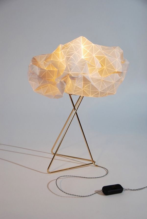 Floor lamp, a cloud of Mickey Bar