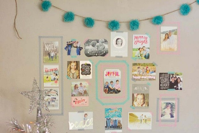 12 cool and cozy ideas, how to decorate the apartment postcards