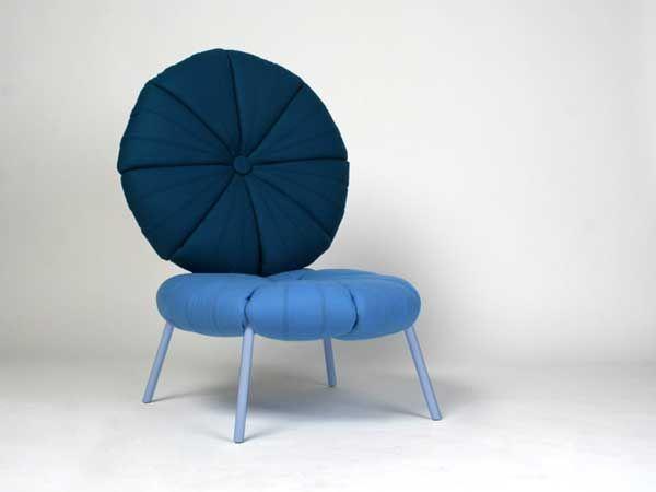 За да се закръгли щастие: кабриолет система мебели от известно kreativschitsy Каролина Fesser