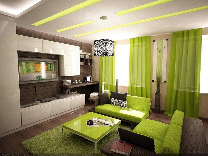 Дневна в минималистичен стил: 26 оригинални идеи, за да задоволят всеки дом