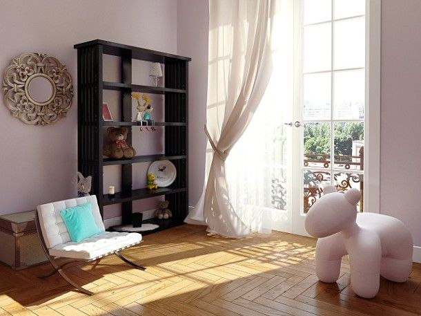 Interior of the children's room: 6 professional tips