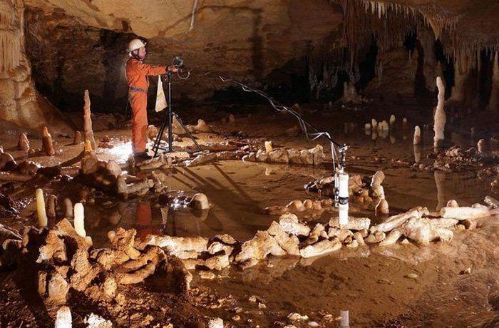 10 невероятни подземни храмове, които улавяне на въображението