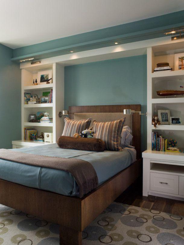 Jak I Gdzie Stosować Półkę W Sypialni Dizainallcom