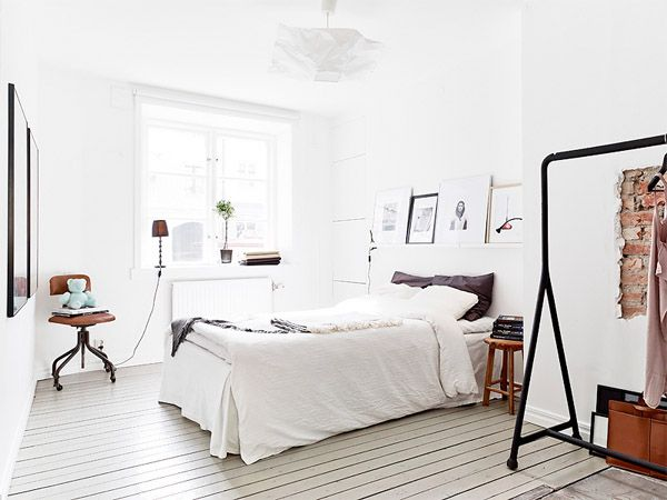 scandinavian-white-bedroom