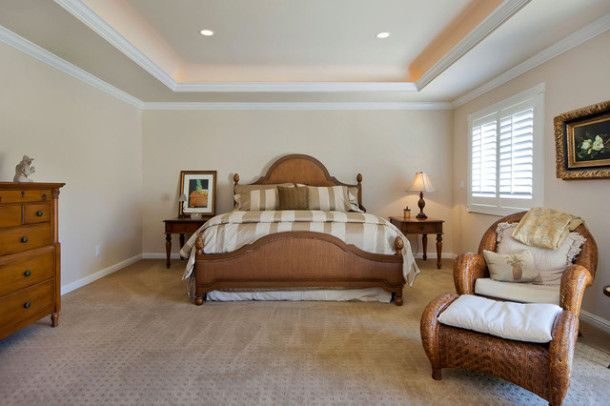 How to make a two-level ceiling in the bedroom