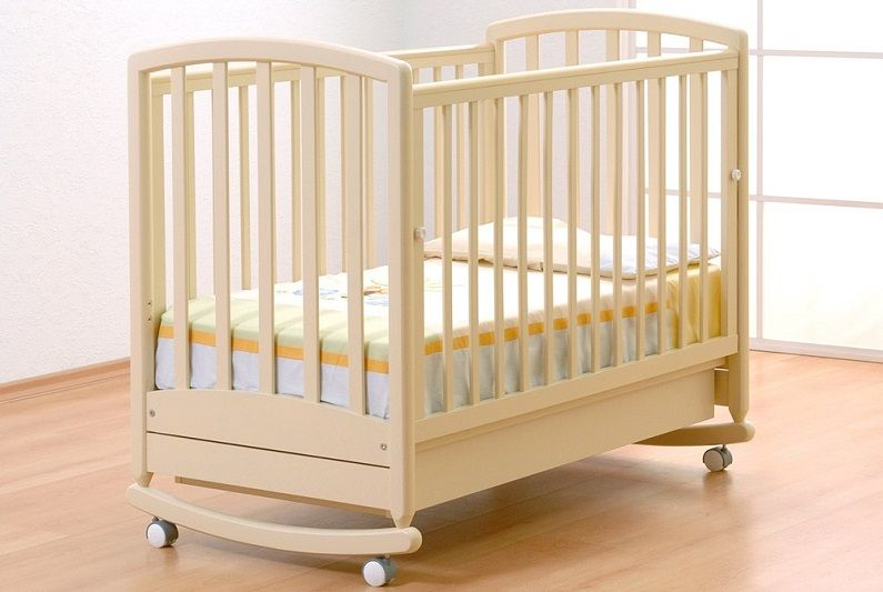 How to choose a baby crib