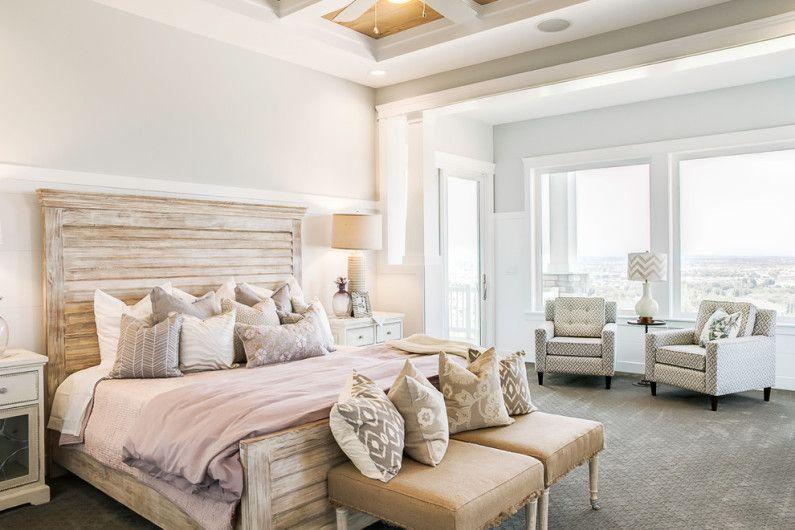 Come per espandere i cuscini sul letto 10 opzioni eleganti - Come mettere i cuscini sul letto ...