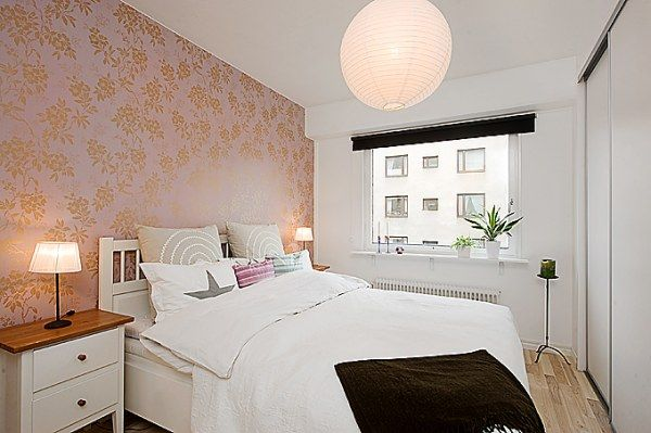 How to improve the bedroom in a rented apartment: 7 Simple Tips