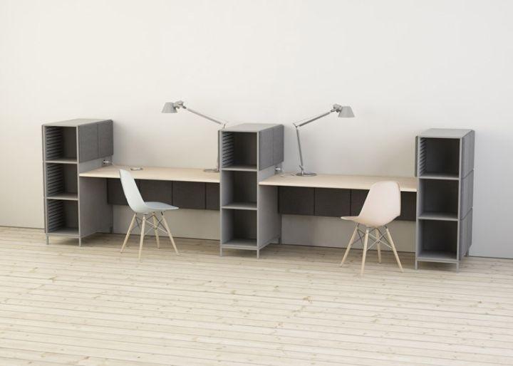 Колекция от мебели от Sabine Johan Kauppi & Бертил Harstrom за Glimakra