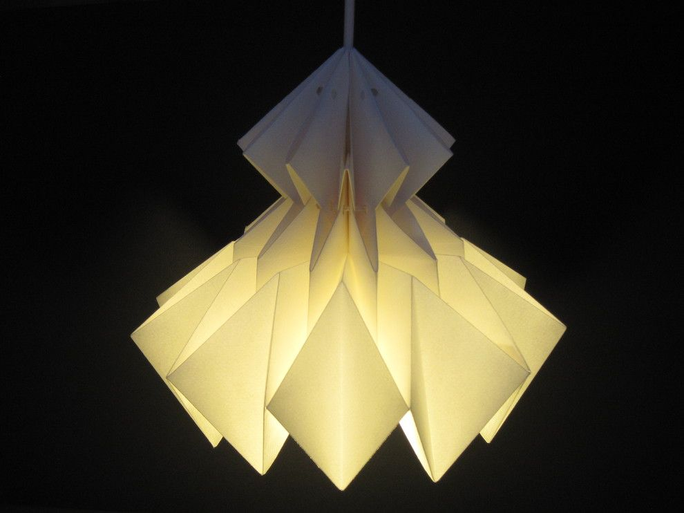 Volgebny hanging lamp in the form of origami