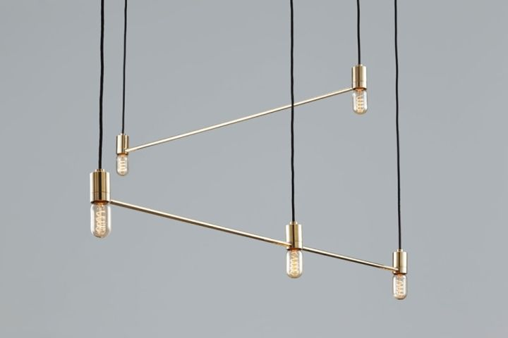 Beautiful lamps from Constellation Collection