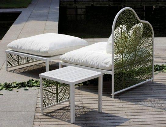 Мебелите в стил Art Nouveau - модерен интериор на вашата градина