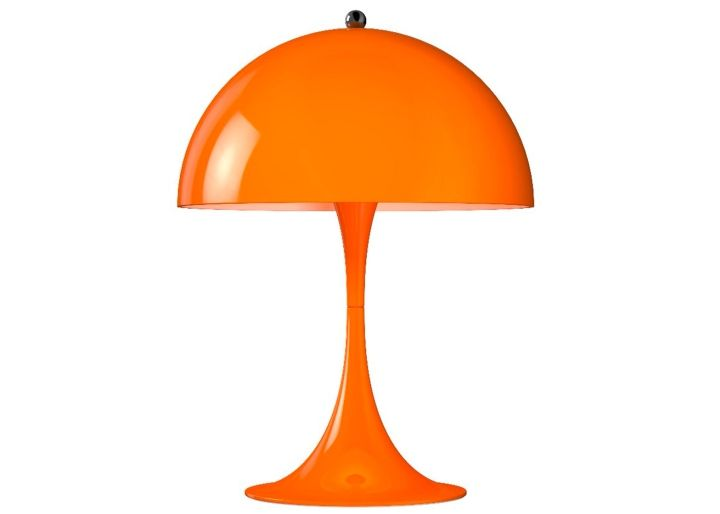 Bright trendy table lamp - Photo 4