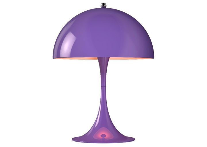 Bright trendy table lamp - Photo 5