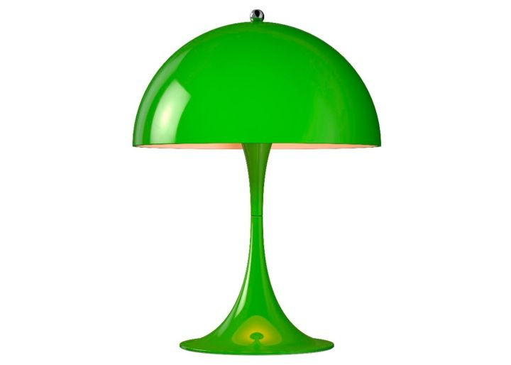 Bright trendy table lamp - Photo 6
